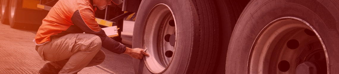 truck tyre delivery